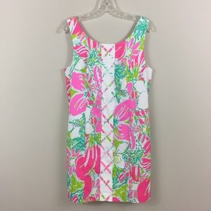 Lilly Pulitzer Cathy Shift dress, size 10, NWT